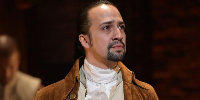 Lin-Manuel Miranda's Puerto Rico relief song tops Billboard chart