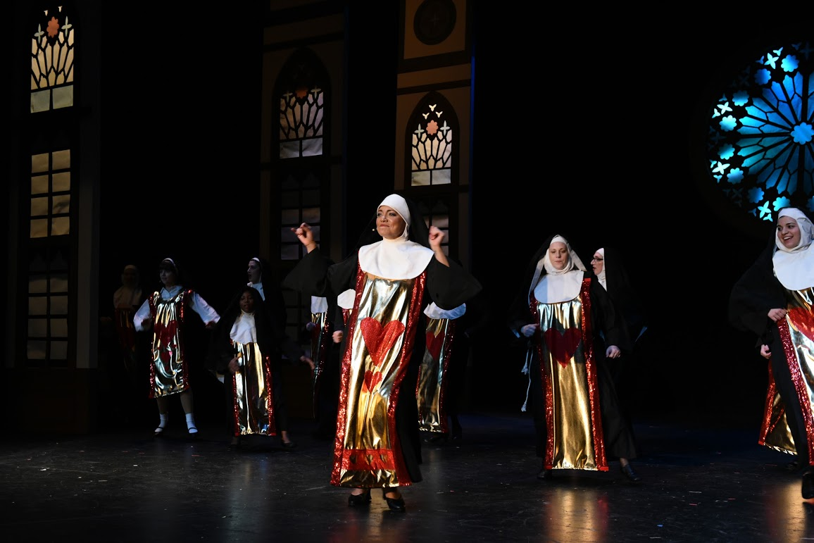 Review: 'Sister Act' at Off Broad Street Players