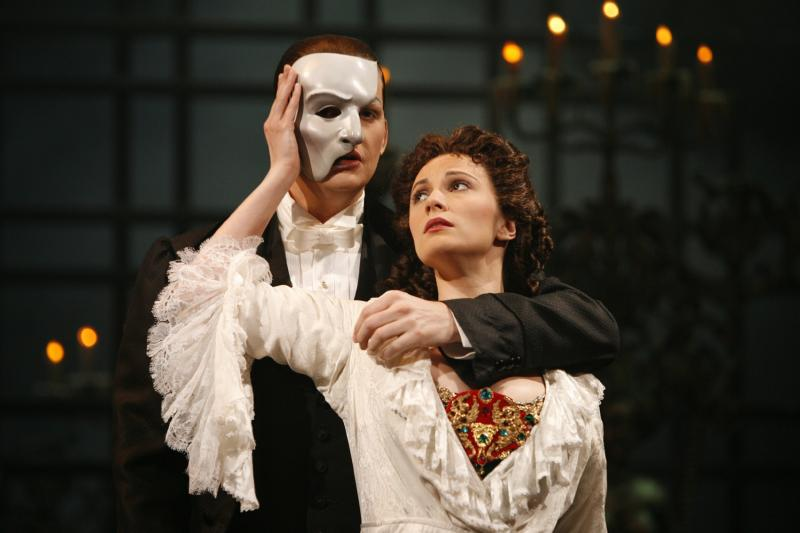 Christine Christine A Different Perspective On Phantom Of The