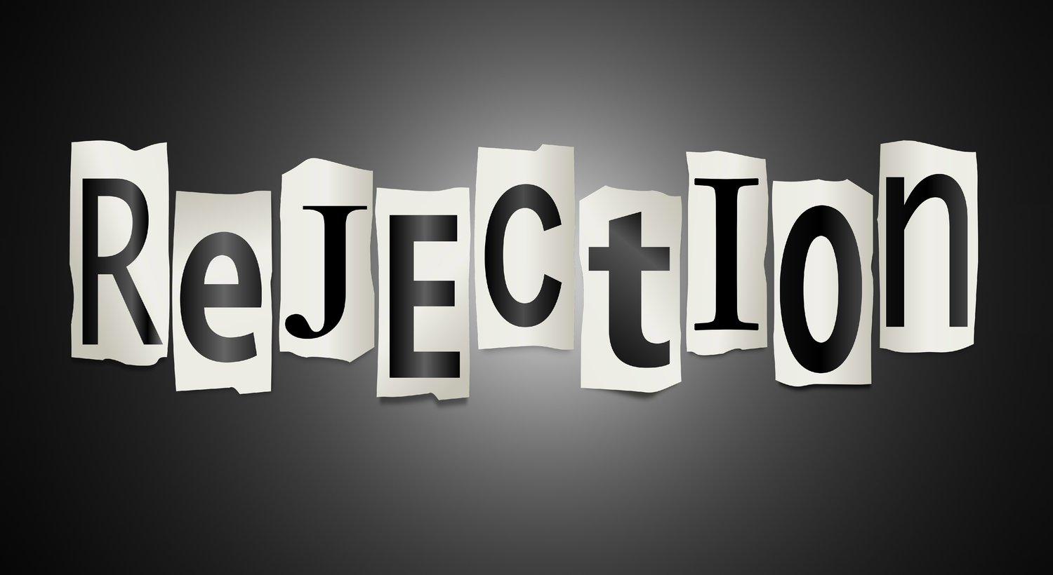 on rejection onstage blog