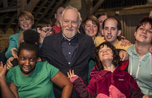 Sir Richard Stilgoe at the Orpheus Centre