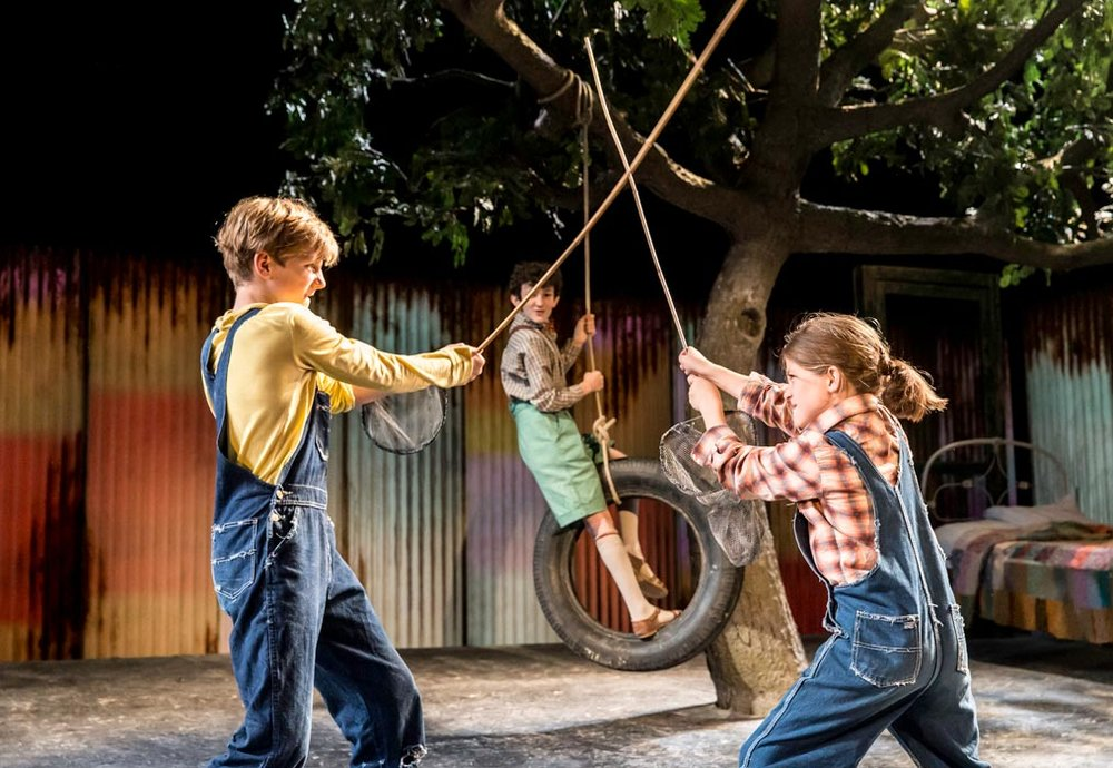 To Kill a Mockingbird Photos by Johan Persson