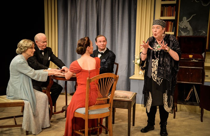 Blithe Spirit at the Mill at Sonning