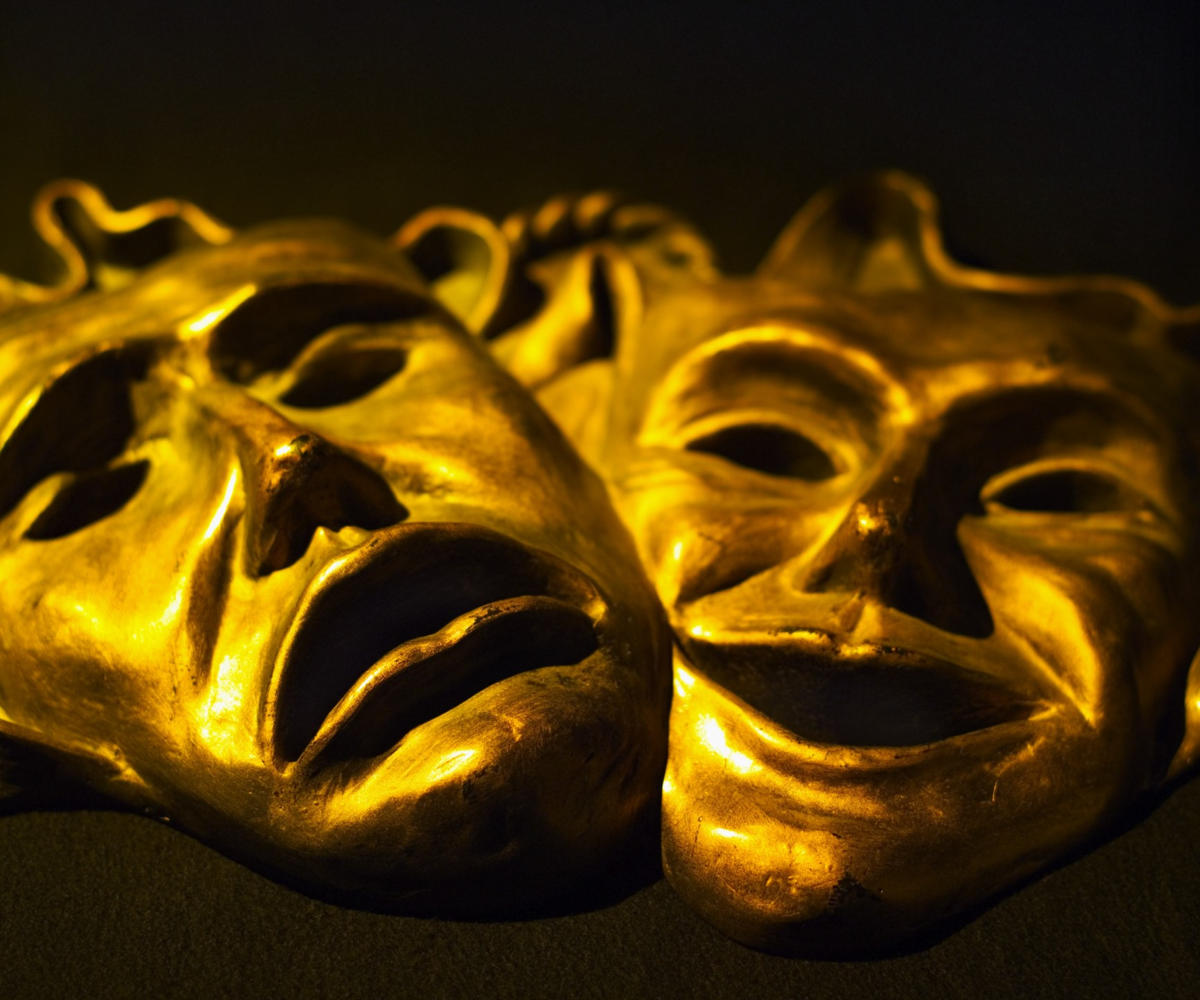 The Origins Of The Comedy And Tragedy Masks Of Theatre Onstage Blog 500+ vectors, stock photos & psd files. onstage blog