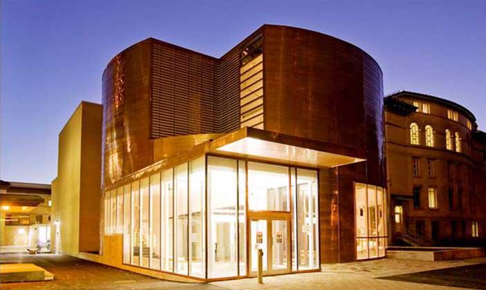 The theatre at Dawson College