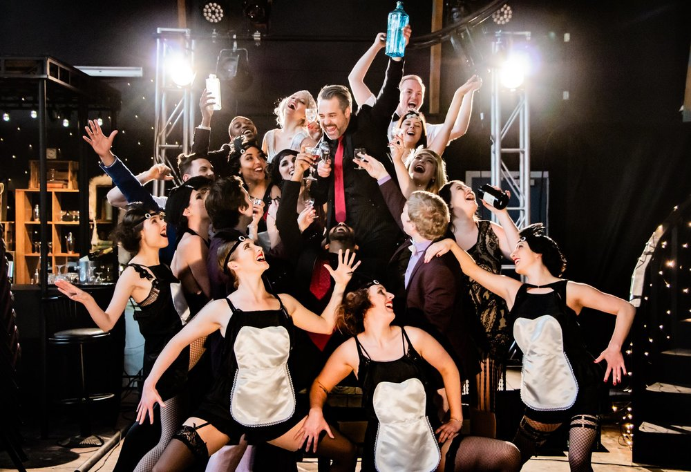 "Auckland Music Theatre's Production of ""The Wild Party"""