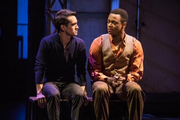 Brendon Urie and J. Harrison Ghee (Matthew Murphy)