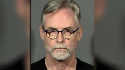 Former Las Vegas Academy of the Arts theater teacher John Morris was arrested for having improper contact with a student.  (LVMPD)