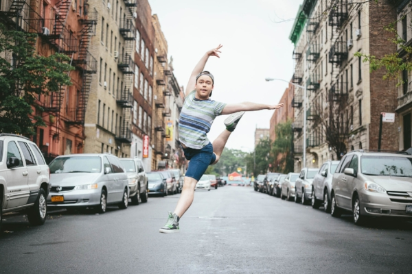 Elliott Mattox (Dancers of NY)