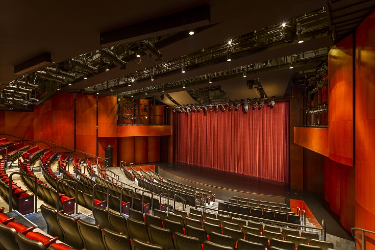 Santa Barbara City College Theater