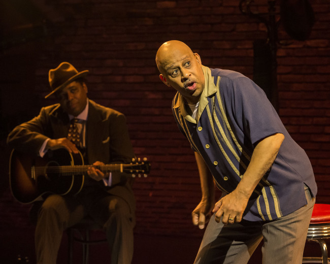 Review: 'Lacawanna Blues' is a Moving Musical Montage