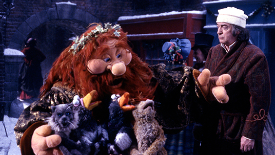 Muppets Christmas Carol.Movie Musical Shakedown Bonus Episode The Muppets
