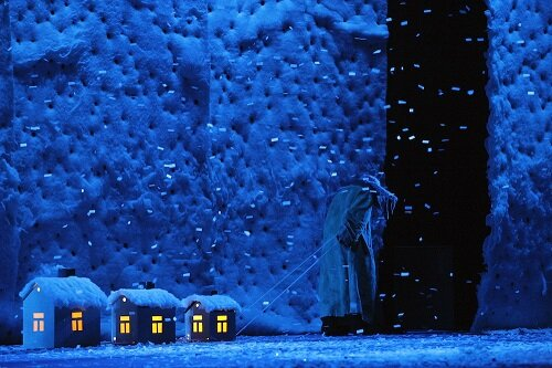 Broadway Review Slava S Snowshow At The Stephen Sondheim Theatre Onstage Blog