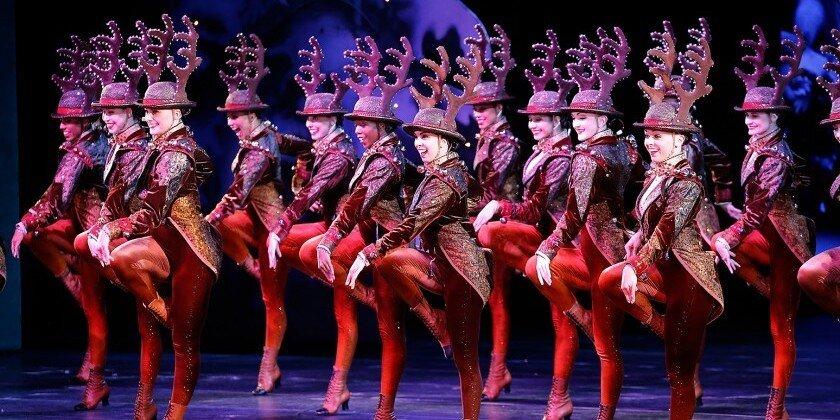 Christmas Spectacular 2020 Rockettes Radio City's 'Christmas Spectacular Starring the Radio City