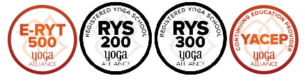 Emery Bryant Yoga LLC is a Yoga Alliance Registered Yoga School