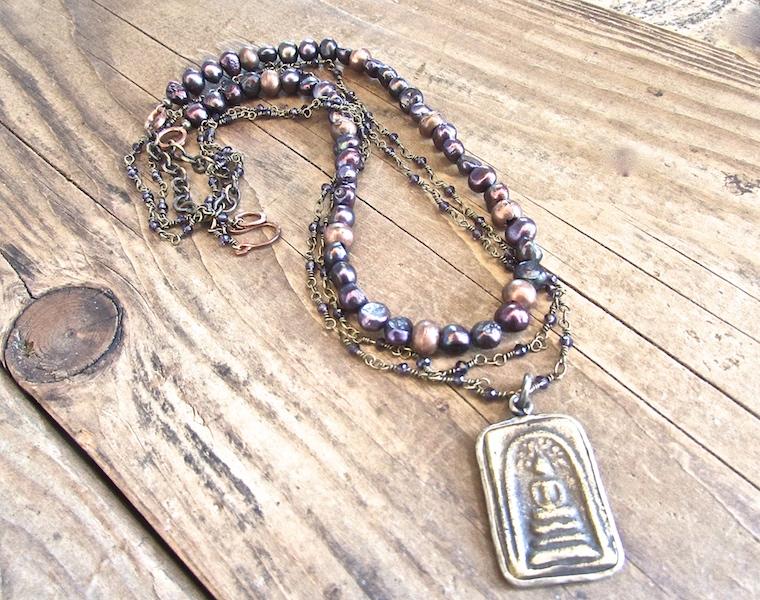 Handmade Spiritual Jewelry, Handmade Boho Jewelry