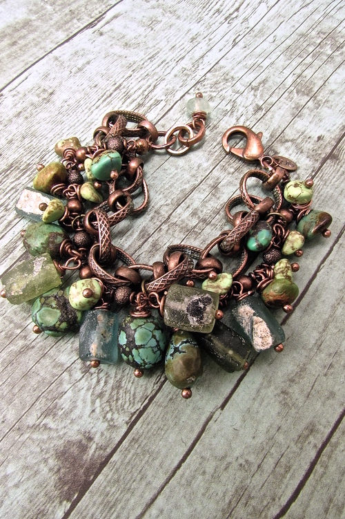 Handmade Boho Jewelry, Handmade Bohemian Bracelets