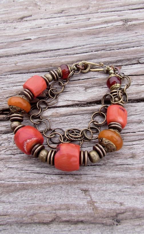 Yoga Inspired Jewelry, Beach Chic Jewelry