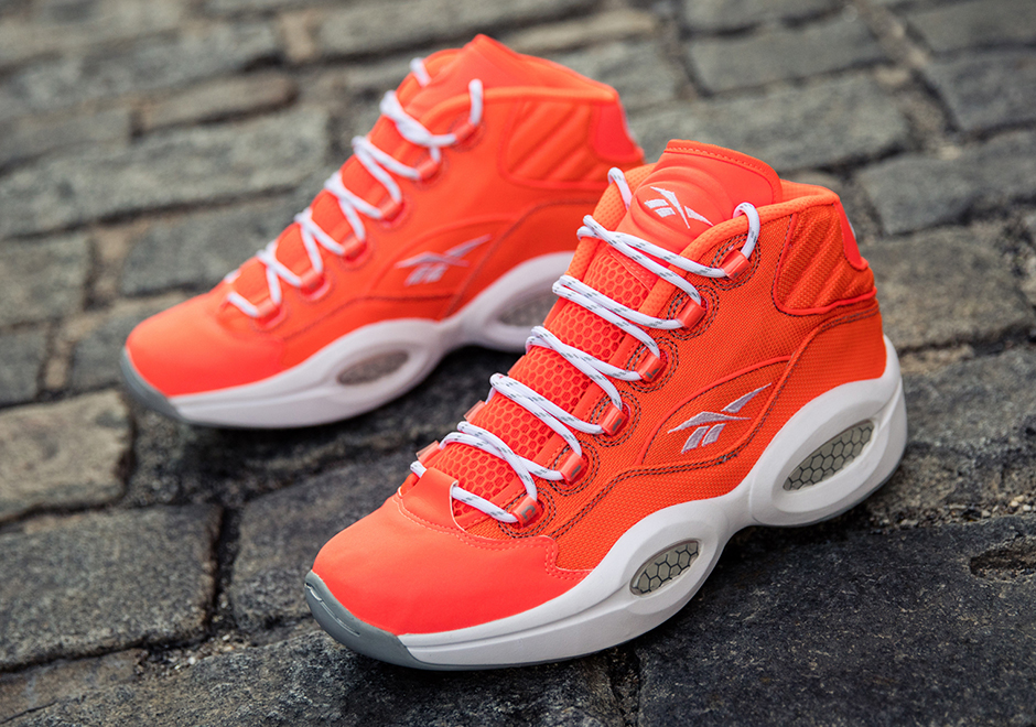 "Reebok Question Mid: ""Only the Strong Survive"""