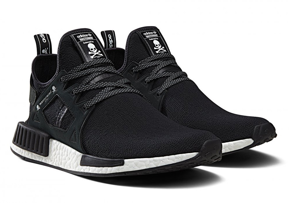 Adidas x Mastermind NMD