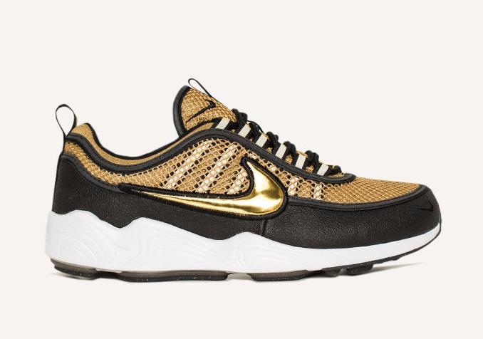 "Nike Zoom Spiridon ""metallic gold"""