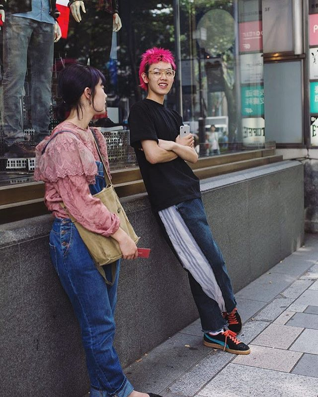 Coming soon: Tokyo diaries No 1 featuring September's street style snaps