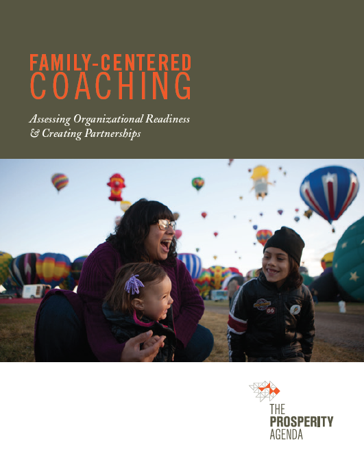 Family-Centered Coaching Organizational Assessment
