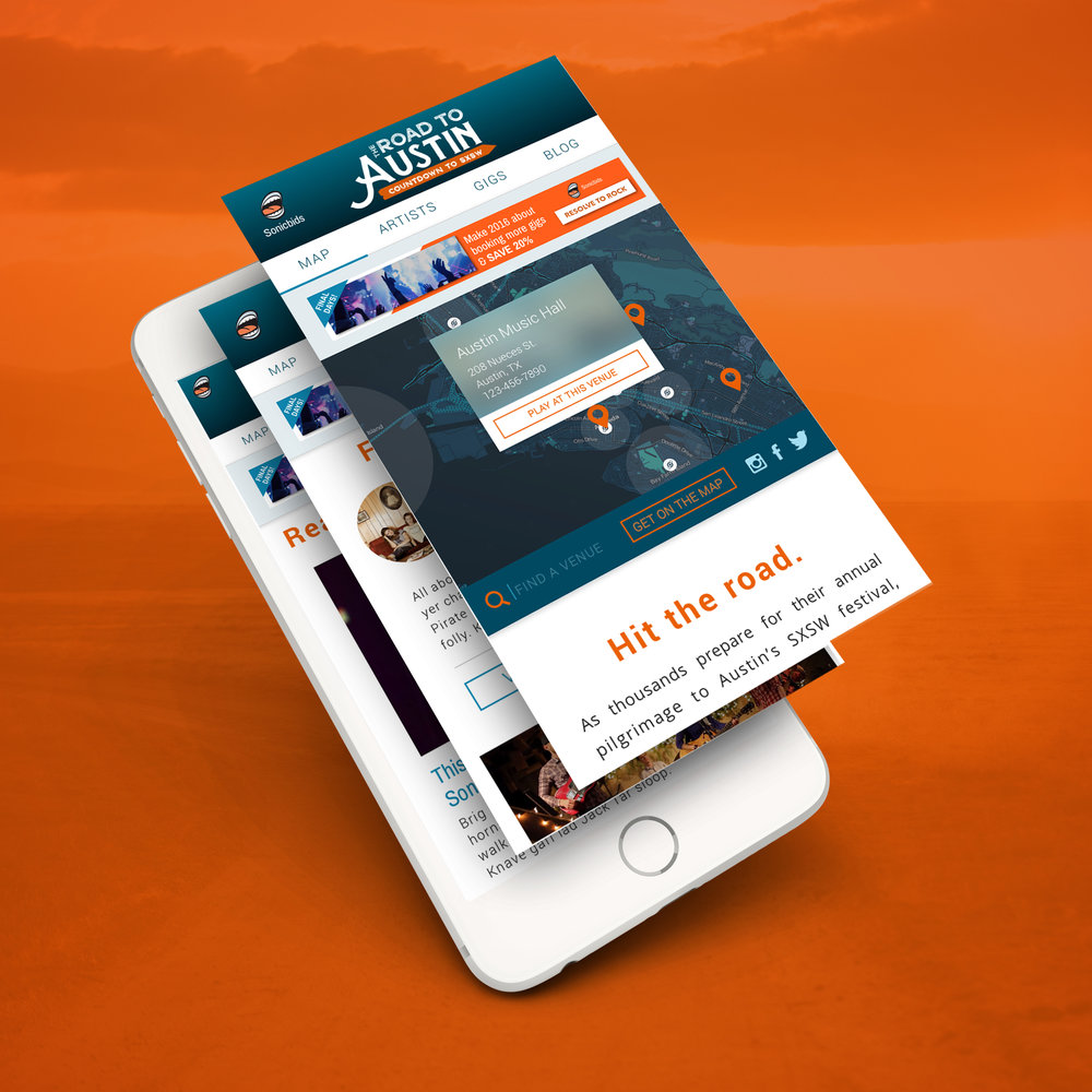THE ROAD TO AUSTIN