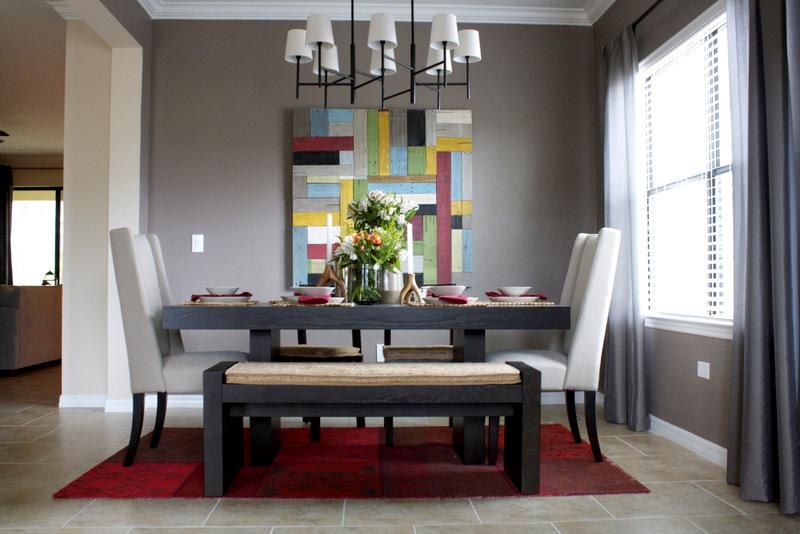 St. Johns Family Residence - dining