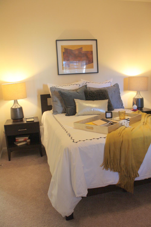 54 Magnolia - guest bedroom