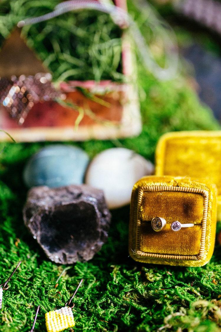 Moss + Mica - jewelry