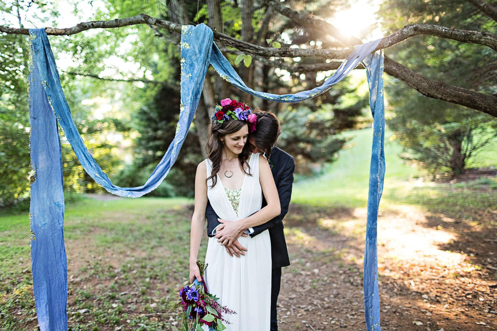 The Art of Love - outdoor ceremony