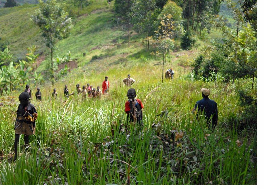 GRI-Children and Others Displaced in Kirumba Area Bush-GRI.jpg