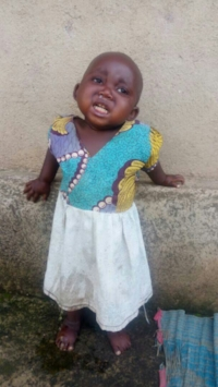 Help Babies like this be born. Donate to help get a new delivery bed.
