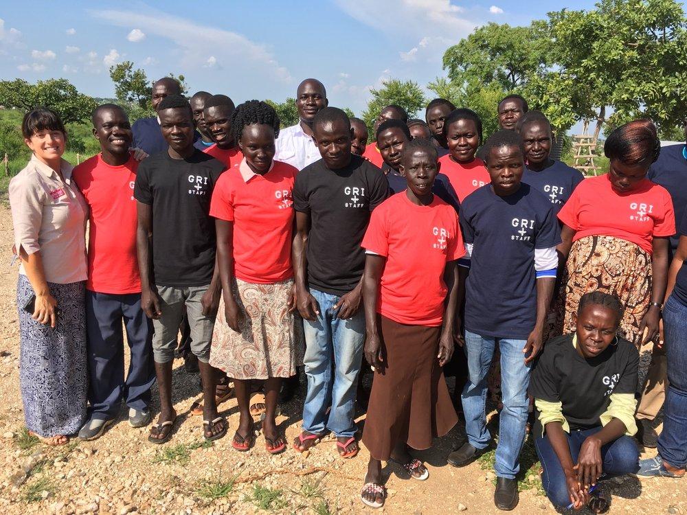 Sponsor a Global Refuge Medic -