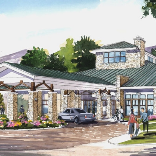 St. Joseph's Retirement Center  Masterplan