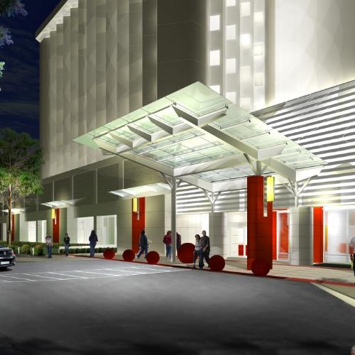 Centinela Hospital  Masterplan