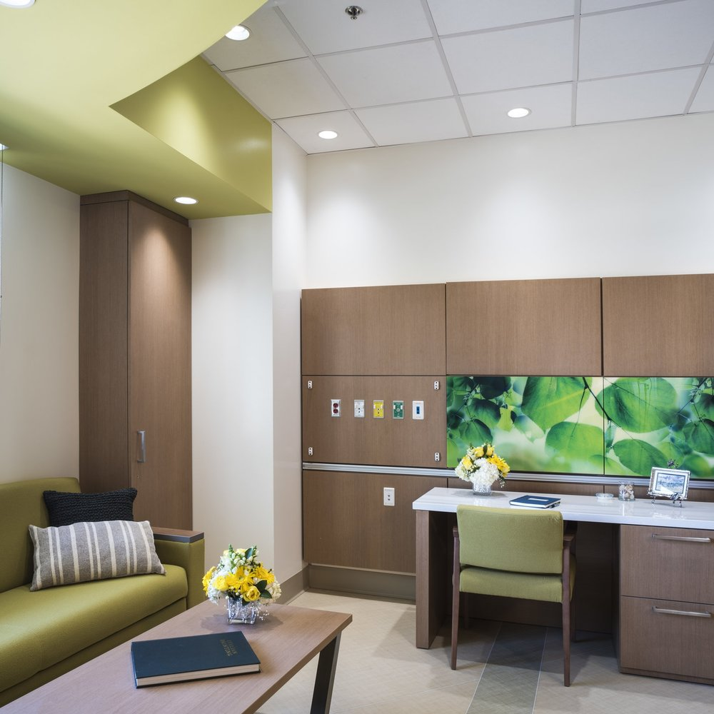 Providence Holy Cross Palliative Care Suite