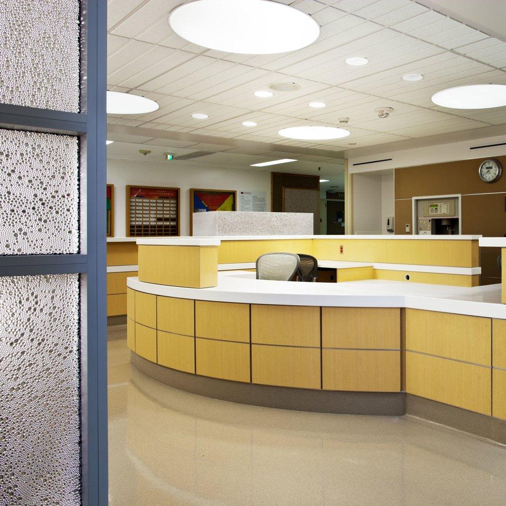 Cedars-Sinai  Nurse Unit Remodel