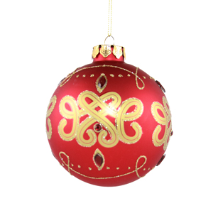 """Gail Brown   Since I no longer put up a tree, all of my family ornaments are scattered among family members and the ones I do have are all political (Obama), so I purchased one """"regular"""" Ornament. Who knows, this might be the beginning of a new tradition…Nope :)"""