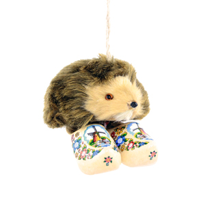 Shemiki Petties   One of the best and most influential Christmas gifts I've ever received as a child was a collection of folk and fairy tales from my father. This little hedgehog ornament represents one of my favorite fairytales from that compendium.