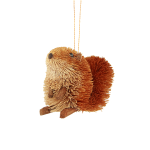 Jeff Cilley   We love this ornament! We've had it for quite some time and it brings our love of all things furry and cute to our Christmas Tree.