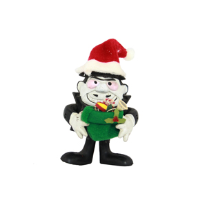 Gerald Puchlik   Boris was one of my favorite cartoon characters growing up in 60's.  He was always up to no good but he did have soft spot, Merry Xmas.