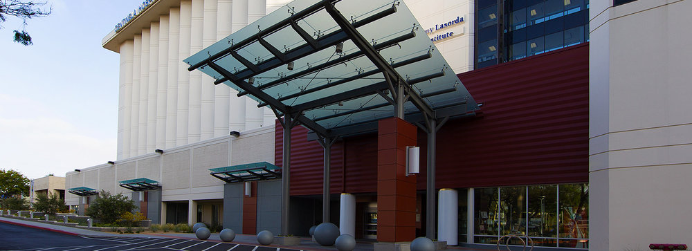 Centinela Main Entrance Canopy