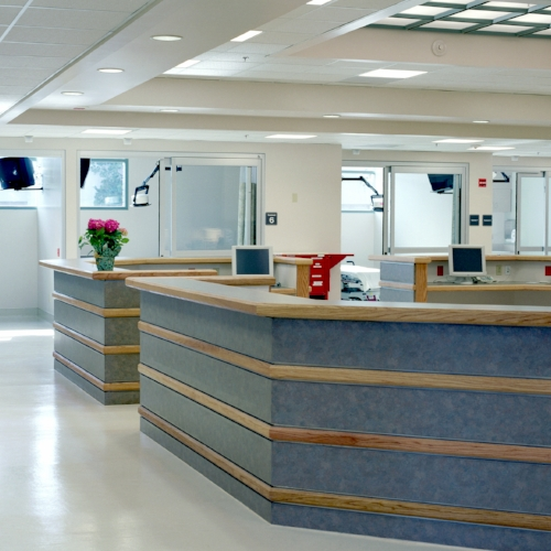 West Anaheim Medical Center  Emergency Room Remodel