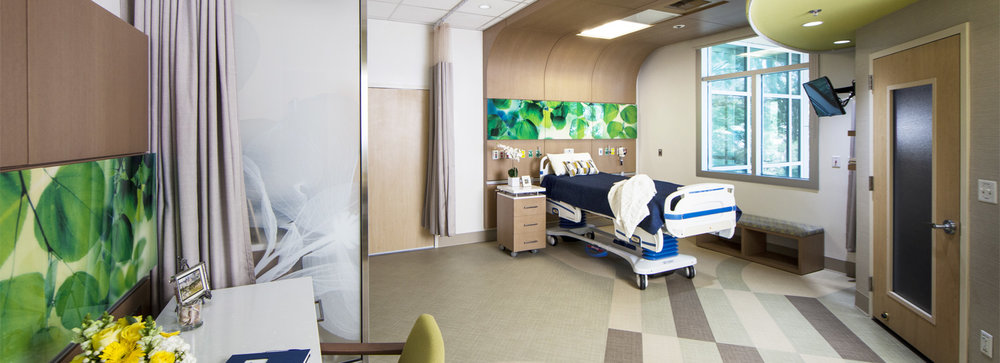 Providing patient-focused  design solutions