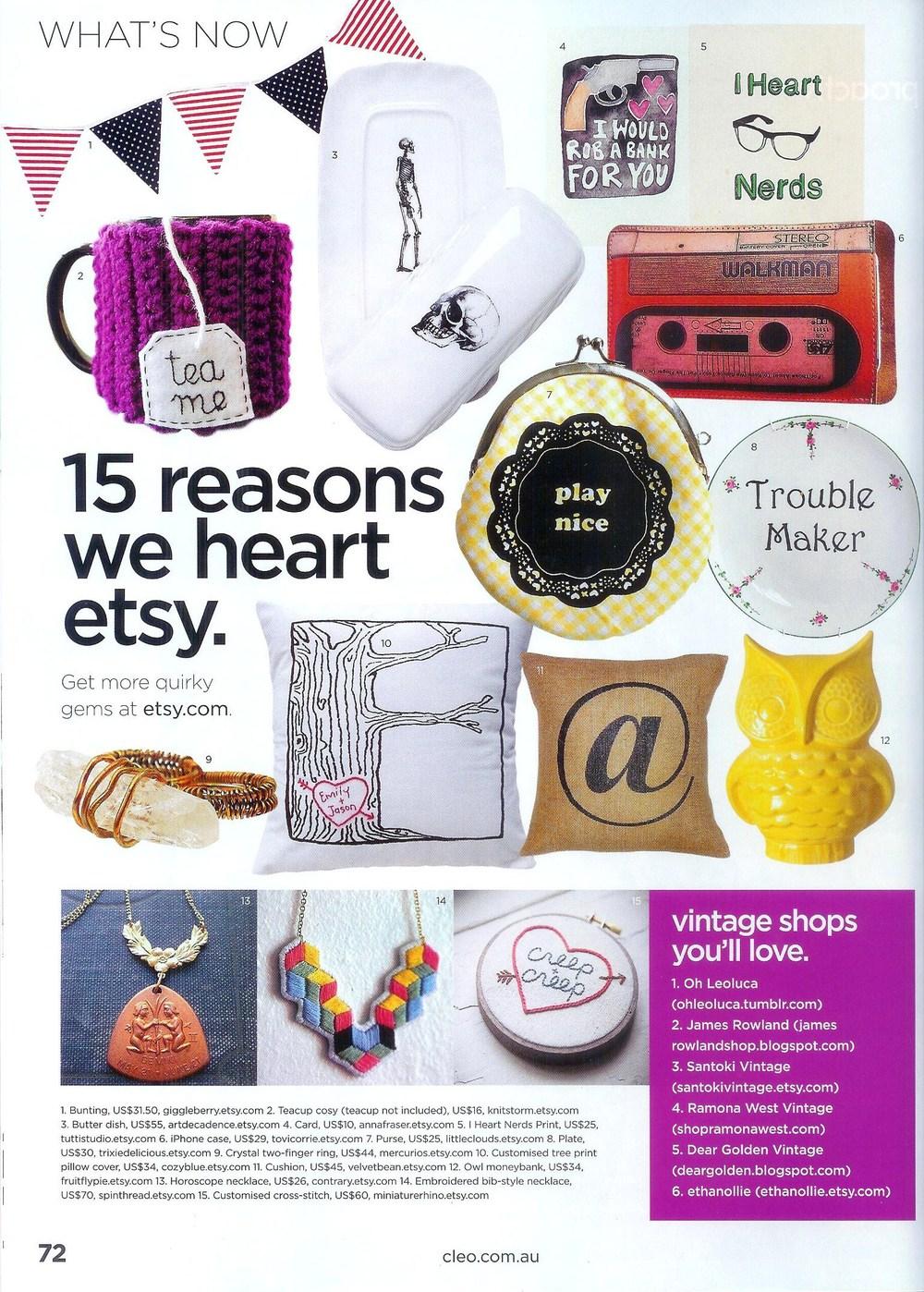 CLEO Magazine, September 2010
