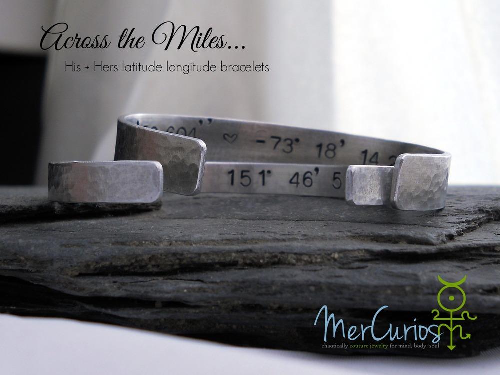 His + Hers Bracelets