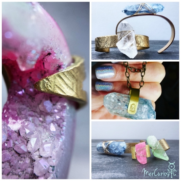 MerCurios Jewelry Rock Candy Collection