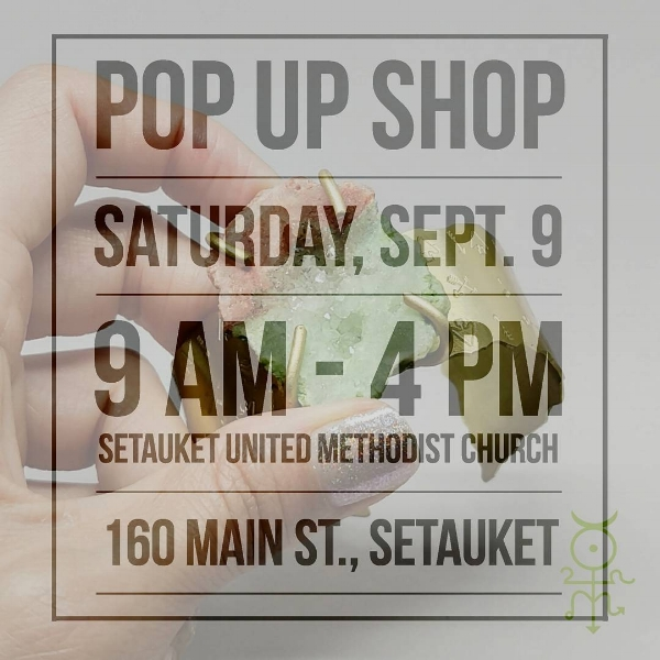 MerCurios pop up shop Sept 9 2017